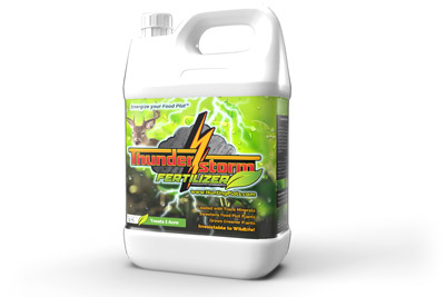 Thunderstorm Fertilizer